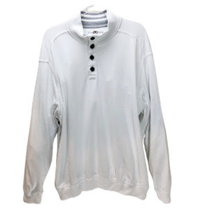 Club Room by Charter Club White Pullover Size XXL